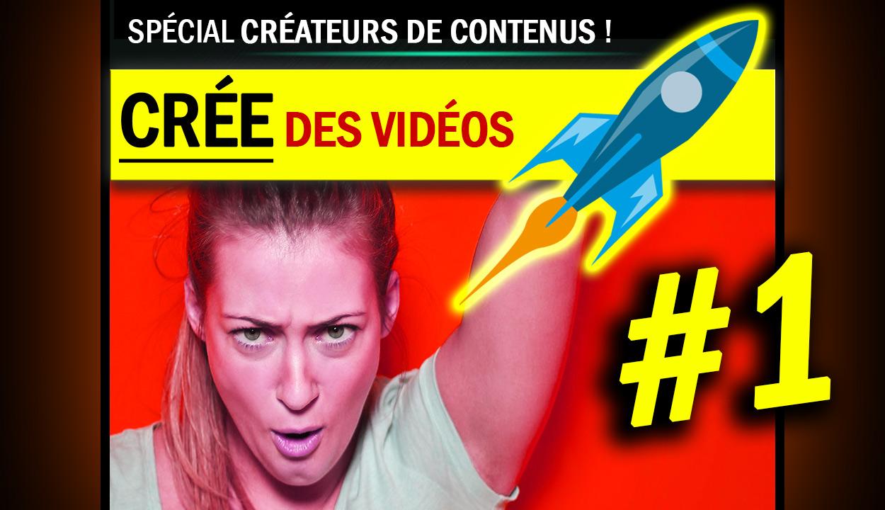 Logiciel création de vidéos web & digital